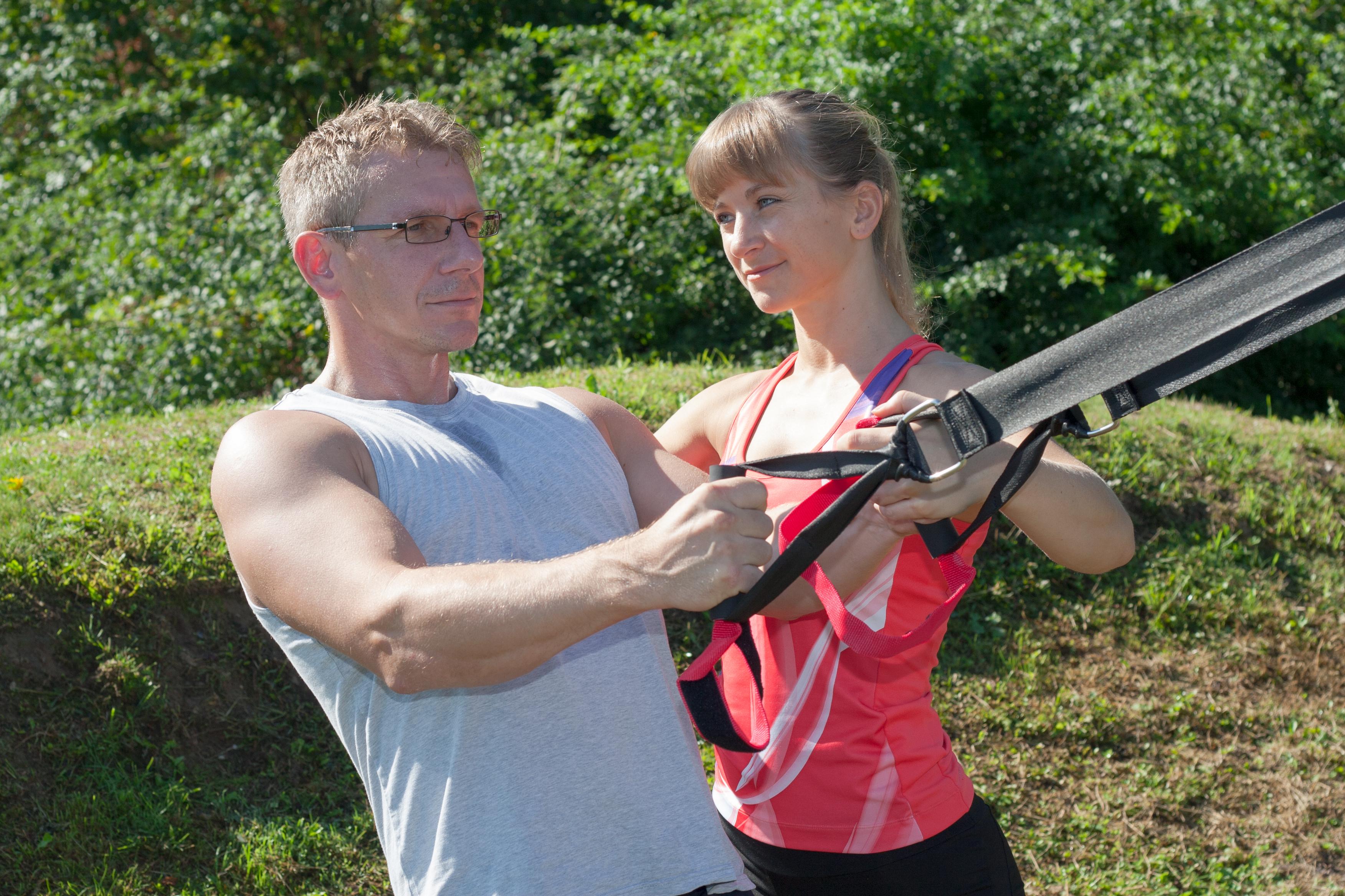 Functional Training mit Susanne Böhm Personal Coach